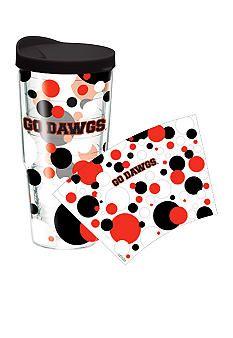 Tervis® Georgia Bulldogs 24 oz Dot Wrap Tumbler