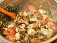 German Potato Salad | Serious Eats : Recipes