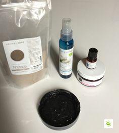 Masque charbon vegetal active