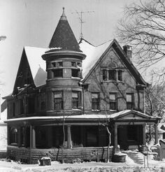 The Curtiss House   Photograph   Wisconsin Historical Society