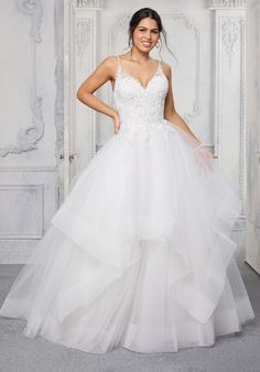 Plus Size Wedding Dresses: Julietta Collection | Morilee Plus Size Bridal Dresses, Plus Size Wedding Gowns, Bridal Wedding Dresses, Designer Wedding Dresses, Always And Forever Bridal, Pageant Dresses, Formal Dresses, Vestidos Plus Size, Communion Dresses