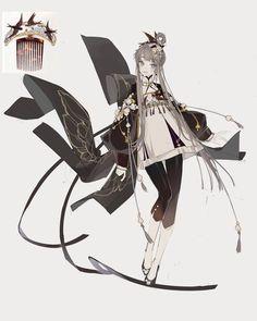 Anime Girl Drawings, Anime Art Girl, Manga Art, Cartoon Drawings, Female Character Design, Character Design Inspiration, Character Art, Animation Character, Character Sketches