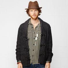 Denim & Supply Ralph Lauren トグル ショール カーディガン / toggle cardigan on ShopStyle