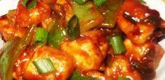पनीर चिल्ली (Paneer Chilli Recipe in Hindi)