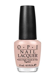 Don't Pretzel My Buttons Nail Lacquer this is my favorite nudeish color!