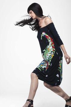 Norma Kamali Spring 2017 Ready-to-Wear Collection Photos - Vogue Norma Kamali, Spring Fashion 2017, Passion For Fashion, Editorial Fashion, Dress Skirt, Ready To Wear, Fashion Show, Style Inspiration, How To Wear