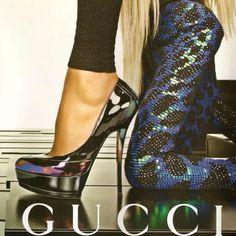 Wow!!! Gucci shoes!!! shoe-fanatic