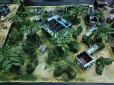 Infinity Tabletop Gallery – The Wayward Warcor