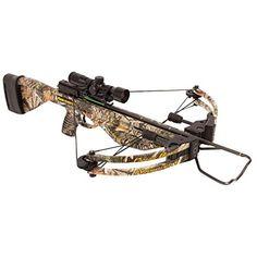 Parker Ambusher 160 Pound Crossbow Package Nwxt Camo, X31...