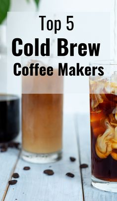 Make your cold brew taste like magic with these amazing cold brew makers. Use this buying guide for best quality cold brew coffee makers. #coldbrew #coldbrewcoffeemaker #coldbrewcoffee #coffeee Iced Coffee Maker, Cold Brew Coffee Maker, Coffee Brewer, Coffee Tasting, Best Cold Brew Coffee, Coffee Concentrate, Ground Coffee Beans, Beverages, Drinks