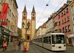 Altstadt in Wurzburg, Germany | Flickr