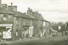Union Road Oswaldtwistle 1950