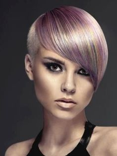 Awesome pastel color. Elumen by Goldwell