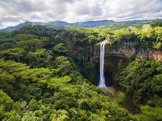 Wodospady Chamarel