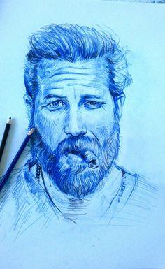 Hamza bozkurt drawing