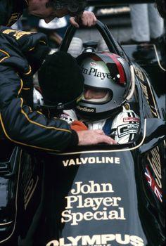 Mario Andretti, Lotus-Ford 79, 1978 Swedish GP, Anderstorp