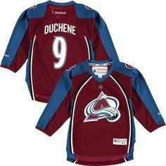 #9 Matt Duchene Colorado Avalanche Reebok Youth Replica Player Jersey - Burgundy - $54.99