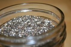 Adding just 2 tablespoons of chia seeds to your daily diet will give you approximately 7 grams of fiber, 4 grams of protein, 205 milligrams of calcium, and a whopping 5 grams of omega-3. More Omega-3 than Atlantic Salmon  More Antioxidants than fresh blueberries  More Fiber than bran flakes  More Calcium than 2% milk  More Protein, Fiber & Calcium than flax seed !!!!!! SUPERFOOD!!!