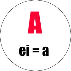El abecedario en inglés: Trucos para acordarse de cada vocal en inglés Spanish Alphabet, English Class, Atari Logo, Vocabulary, Back To School, Logos, Health Care, Learn Spanish, Hacks