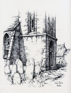Kerk in Rolde