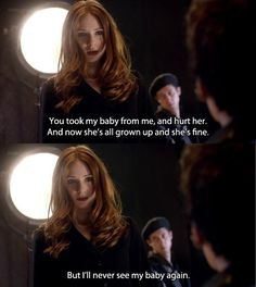 This hurts... Amy and Rory will never see their baby again, their Melody