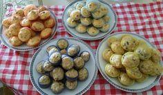 Mini muffin salati 4 gusti-w