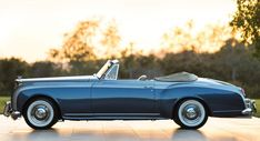 It Doesnt Get More Gorgeous Than This 1956 Bentley S1 Continental Drophead Coupe