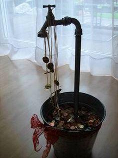 geld bonsai als geldgeschenk f r hochzeit geburtstag. Black Bedroom Furniture Sets. Home Design Ideas