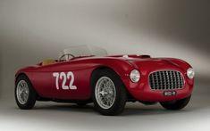 Ferrari 166 Fontana Spyder Corsa (1948)