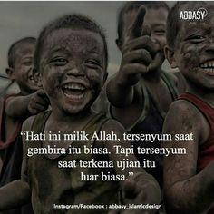 . Selalu ada hikmah dari setiap ujian .  Yuk Saling mengingatkan sesama  semoga hidup kita dirahmati dan diberkati Allah ﷻ silahkan share dan tag sahabatmu #Yuk amalkan Sunnah Rasulullah ﷺ. . Mari berselawat  اللهم صل على سيدنا محمد و على آل سيدنا محمد . Follow : @PesantrenYatim  Follow : @PesantrenYatim  Follow : @PesantrenYatim  . .  #Islam #Love #NasihatDiri #Cinta #Tausiyah #tausiyahcinta  Kontribusi @abbasy_islamicdesign http://ift.tt/2f12zSN