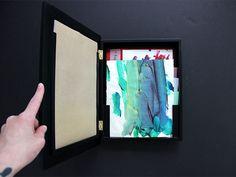 Kid's Artwork: Save, Display or Discard? >> http://blog.diynetwork.com/maderemade/2015/04/24/kids-artwork-save-display-or-discard/?soc=pinterest