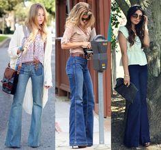 2016 flare jeans | Foto: cademeublush.com)