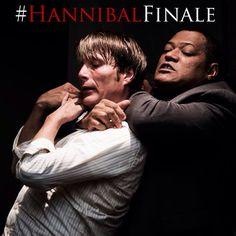 Hannibal - let the games begin - the Hannibal final begins now