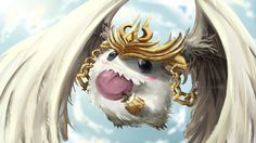 Draw A Poro Contest: The Honourable Mentions | League of Legends by Beakka (EUW)