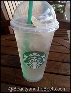 Starbucks Cool Lime Refresher recipe for summer! yes or yes?