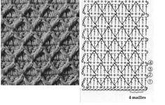 Art Au Crochet, Beau Crochet, Plaid Crochet, Crochet Men, Gilet Crochet, Crochet Cable, Crochet Tote, Learn To Crochet, Diy Crochet