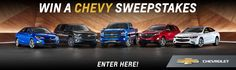 Win a Chevrolet vehicle of your choice with a value of up to $40,000. Free  sweepstakes, prize value: $40,000.00, single entry, United States, 18+ (KY