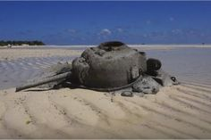 Battle of Tarawa Battlefield Relics Here is amazing old abandoned Military Equipment from the Battle of Tarawa which happened in[…] Battle Of Tarawa, Battle Of Stalingrad, Georgia Islands, Military Equipment, Military History, Amphibians, World War Two, Cemetery, Marines