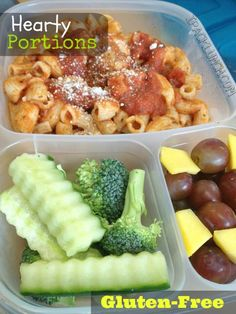Healthy work lunches packed in @EasyLunchboxes