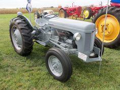 Gray Ferguson 30 tractor
