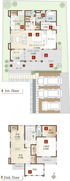 038 House Pitsou Kedem Architects Floor Plans Pinterest