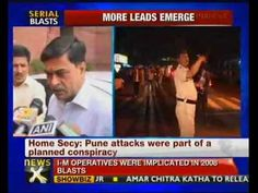 The Centre described the near simultaneous explosions in Pune as a planned and coordinated act. Union Home Secretary R K Singh said forensic experts were examining the two unexploded IEDs and nature of the four blasts
