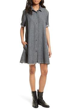 Main Image - THE GREAT. The Bias Shirtdress