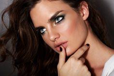 #makeup #smokyeyes #lips #beauty #makeupartist #makeupSchool #fashion #trends Model Delfina Morbelli (dotto models) Ph Ines Garcia Baltar