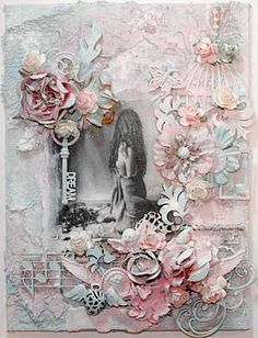 lindy's stamp gang facebook inspiration flying unicorn spray ink mists paint