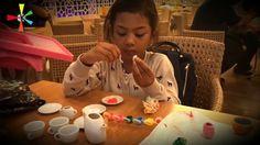 DIY Tea Party Set - Mainan Kreatif dari Kinderhuis