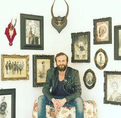 Django Nokes, Area Wunderkammer, Future Vintage Festival, 2016