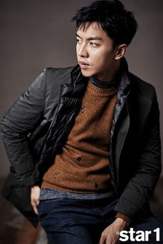"""*cheers* Lee Seung Gi gave an interview and pictorial to the December issue of where he talks about why he took the role in """"A Korean Odyssey"""" (It looked fun! Korean Drama Stars, Korean Star, Korean Men, Asian Men, Asian Guys, Lee Seung Gi, Joon Gi, Lee Joon, Asian Actors"""