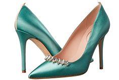 Sapato para Noiva | Sarah Jessica Parker - Valentina in Liberty