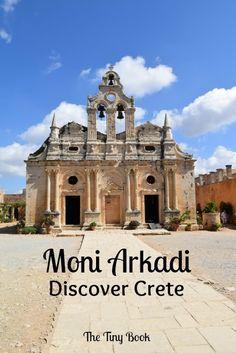 ByGone Crete Adventure - Moni Arkadi